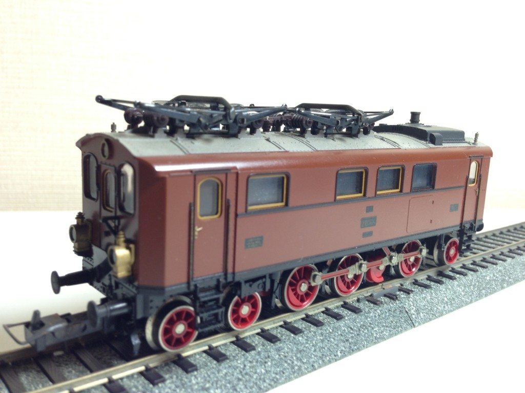 鉄道模型(HOゲージ)TRIX EPI 20104