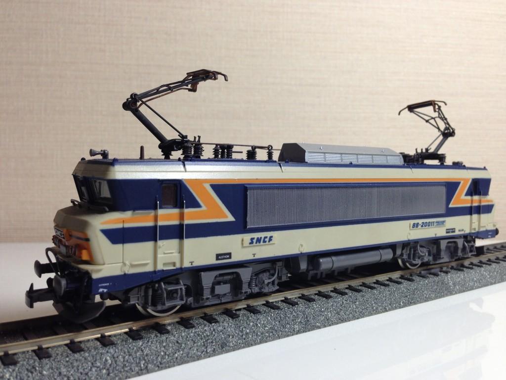 鉄道模型(HOゲージ)Roco BB 200